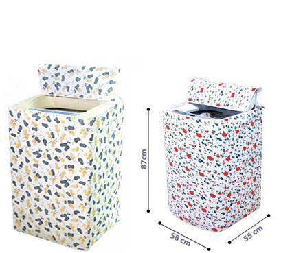 Hình ảnh Vỏ Bọc Máy Giặt Cho Máy Giặt Cửa Trên Chất Dày và Bền Quin