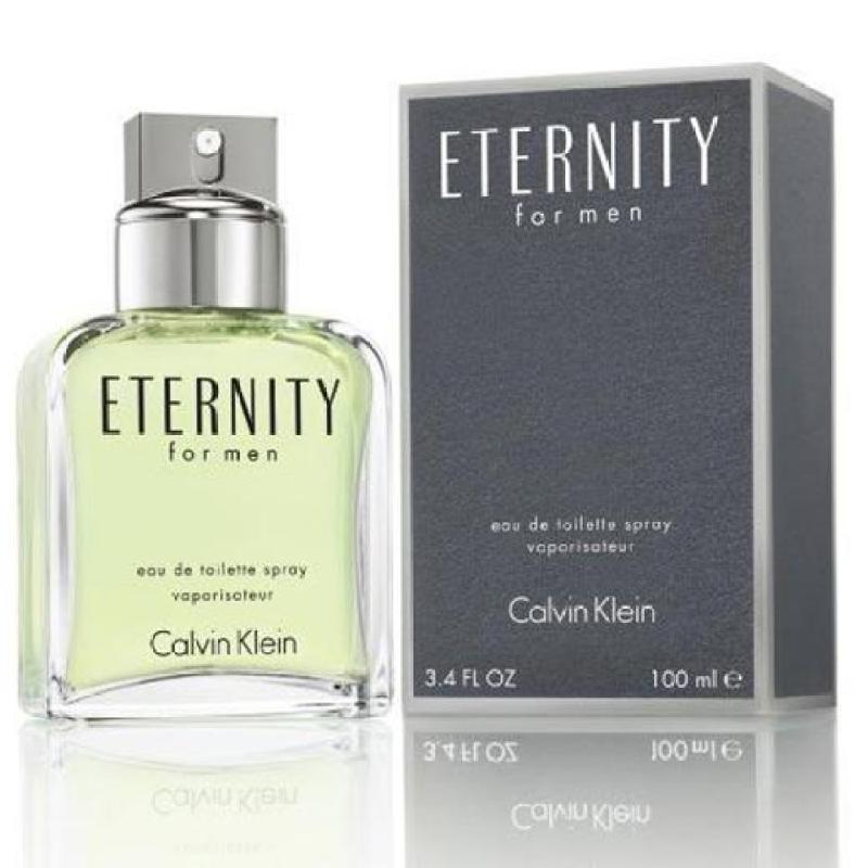 Nước hoa nam Calvin Klein Eternity For Men Eau De toilette 100ml