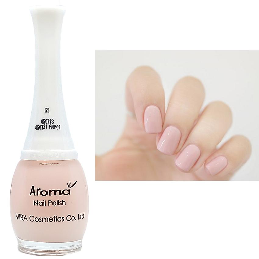 Sơn móng tay cực kỳ sang chảnh Aroma Nail Polish Cao cấp Hàn Quốc 12ml tốt nhất