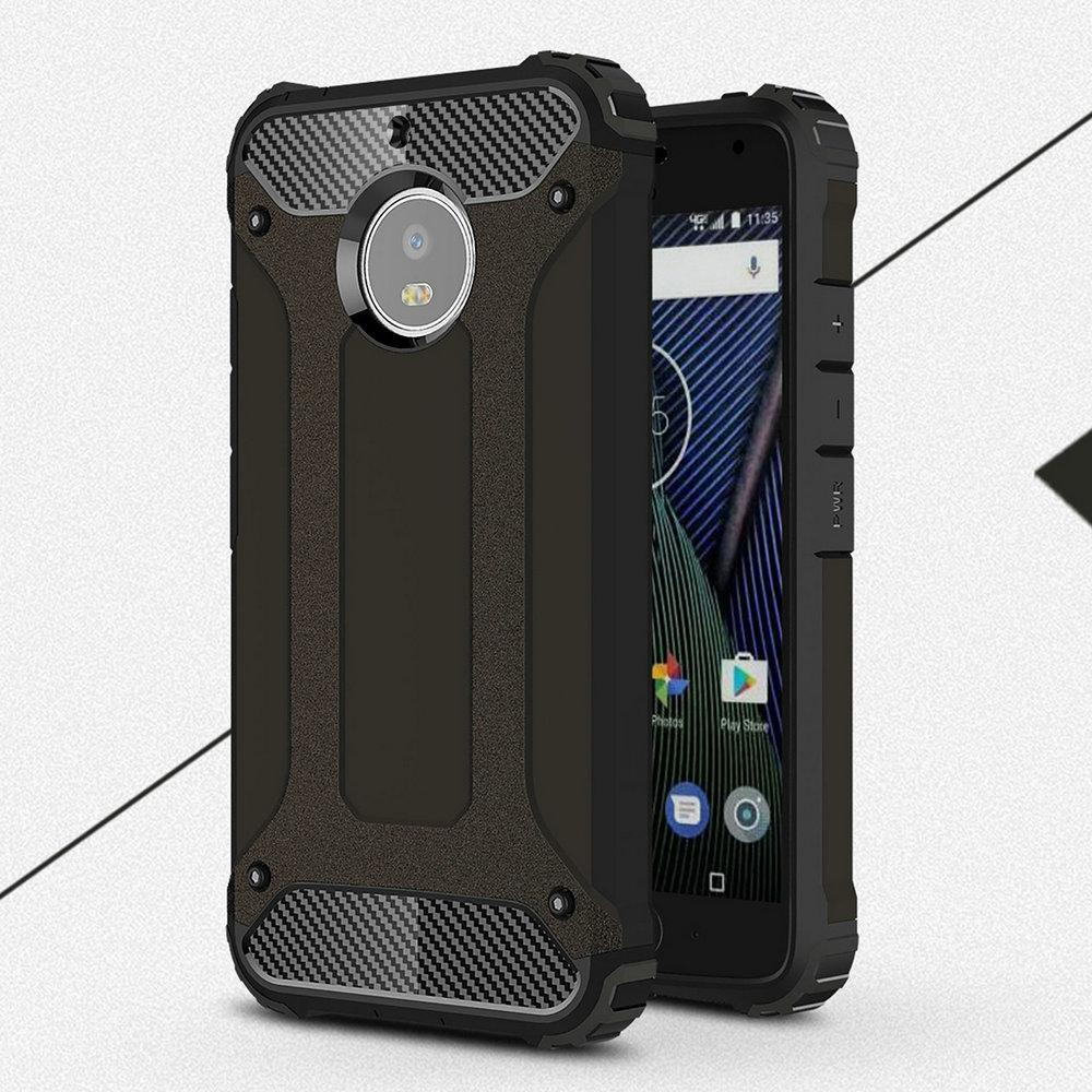 Features Ueknt Heavy Duty Rugged Hybrid Dual Layer Kickstand Motorola Moto G5s Plus Tempered Glass Full Cover Black Dan Gold For Removable Shockproof Armor Hard Case