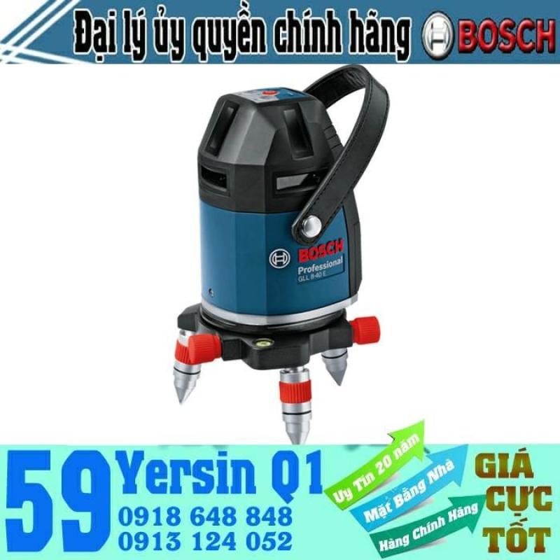 Máy cân mực laser tia Bosch GLL 8-40E