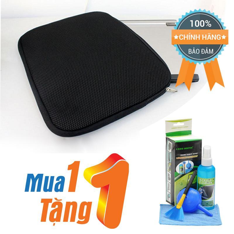 Bảng giá Túi chống sốc laptop 17 inch chống va đập cho laptop, tặng 01 bộ dụng cụ vệ sinh laptop Phong Vũ
