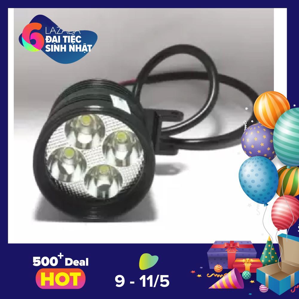 Đèn pha led trợ sáng L4-CYT-T1 BMA gắn xe máy hàng chính hãng Thanh Khang 002000015
