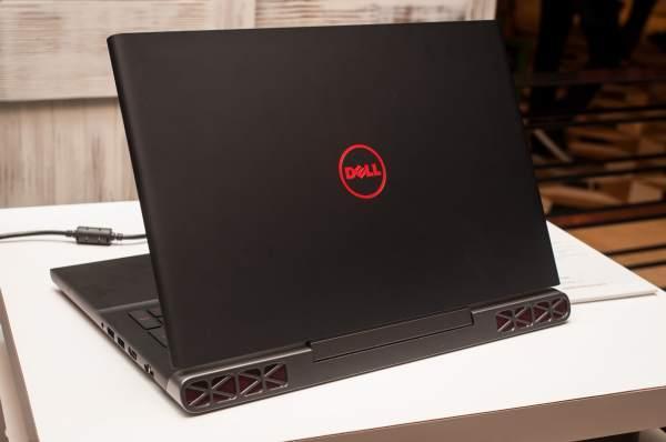 Hình ảnh KHỦNG GAME- GIẢM GIÁ MẠNH -Dell Gaming 7566 ( i5-6300HQ, ram 8G, HDD 1Tb, VGA rời GTX 960M- 4G, màn 15.6 Full HD)