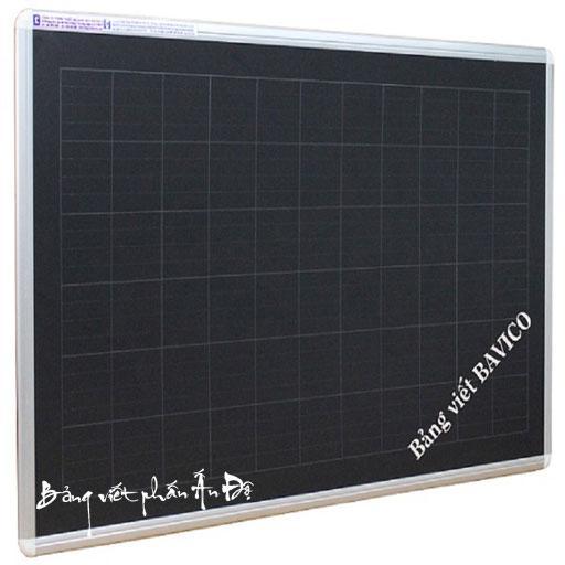 Mua Bảng viết phấn không từ BẢNG VIẾT BAVICO BVC0014 (Đen)KT 40x60 cm