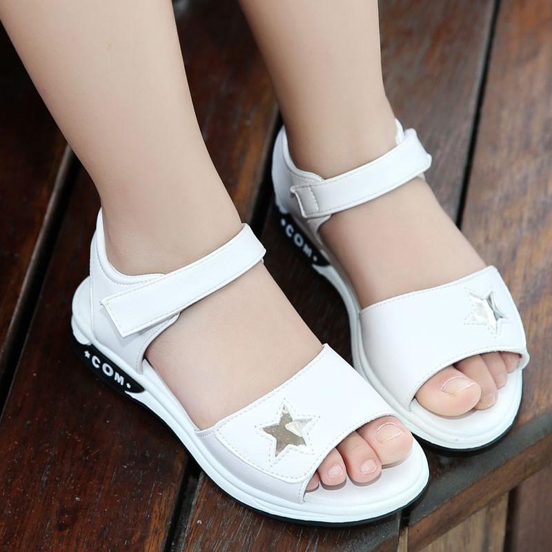 Hình ảnh sandal thời trang bé gái sd15