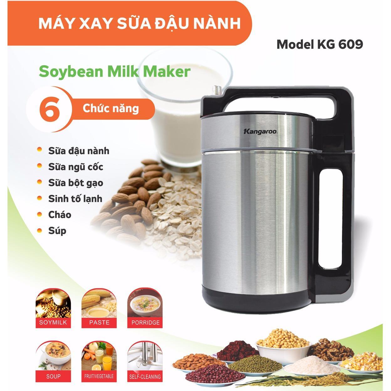 Mua May Xay Sữa Đậu Nanh Kangaroo Kg609 Trong Vietnam