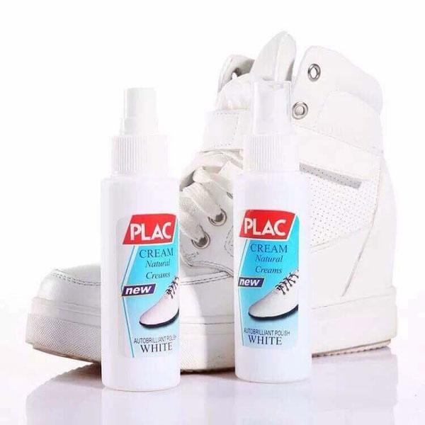 Plac - Chai tẩy trắng Giày Dép túi xách dạng chai xịt (hàng nhập khẩu) sunzin plac2