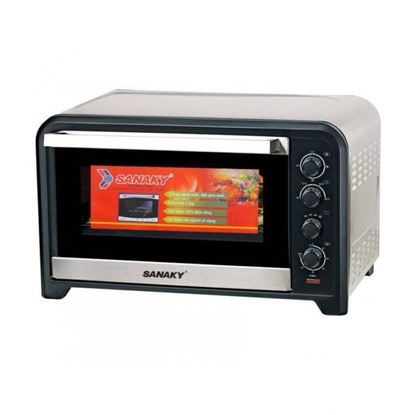 Hình ảnh Lò nướng Sanaky VH-359N 35L (Inox)
