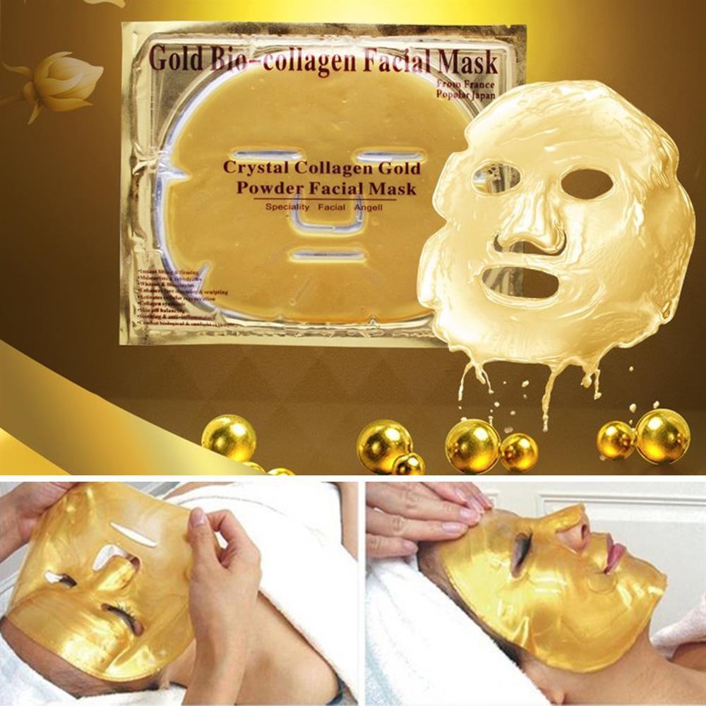 Mặt nạ dưỡng da Collagen NANo vàng nhập khẩu