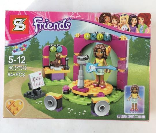 bộ Lego Friends NO.LFSY767B kích thích tư duy cho trẻ