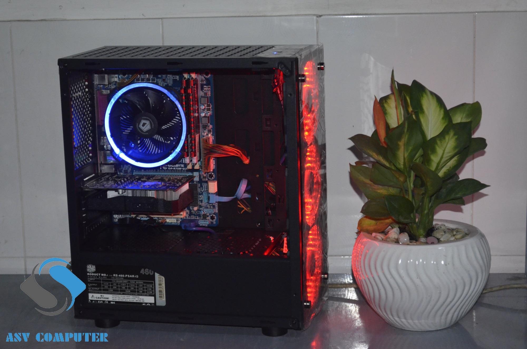 Hình ảnh Thùng chơi game - Gaming Core I5 3570/ Ram 4G/ Vga GTX 750 2G