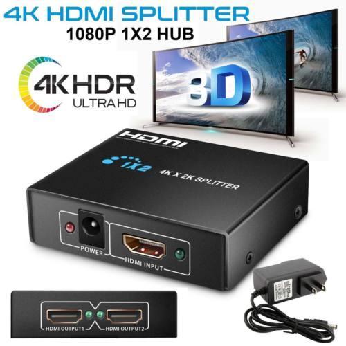 Hình ảnh Bộ chia HDMI 1 RA 2
