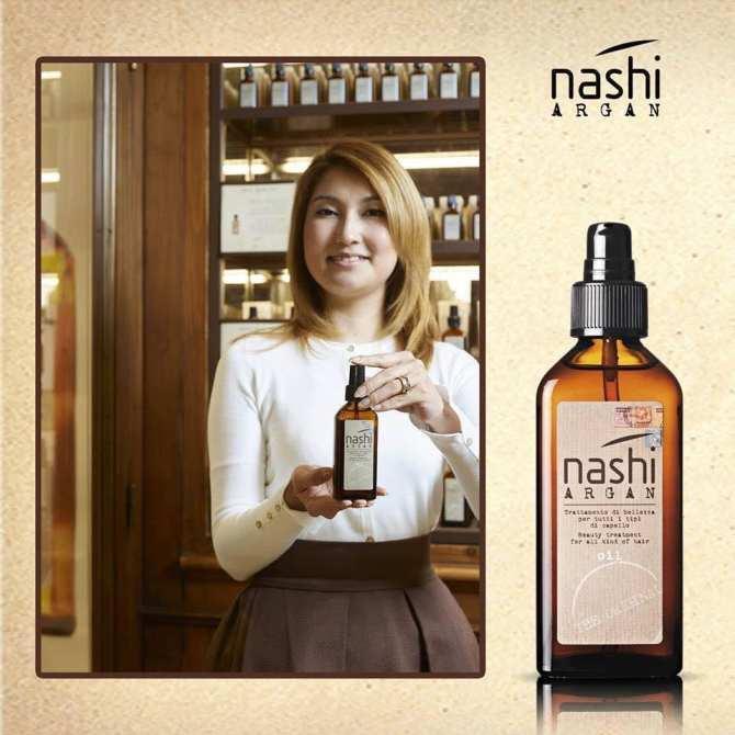 Kết quả hình ảnh cho Tinh dầu nashi argan 30ml