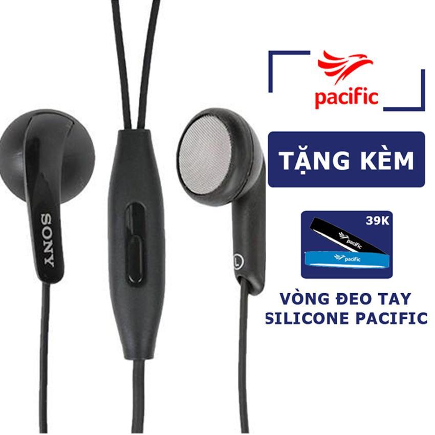 Tai nghe Sony Xperia XA1 - Tặng Vòng đeo tay Silicone Pacific