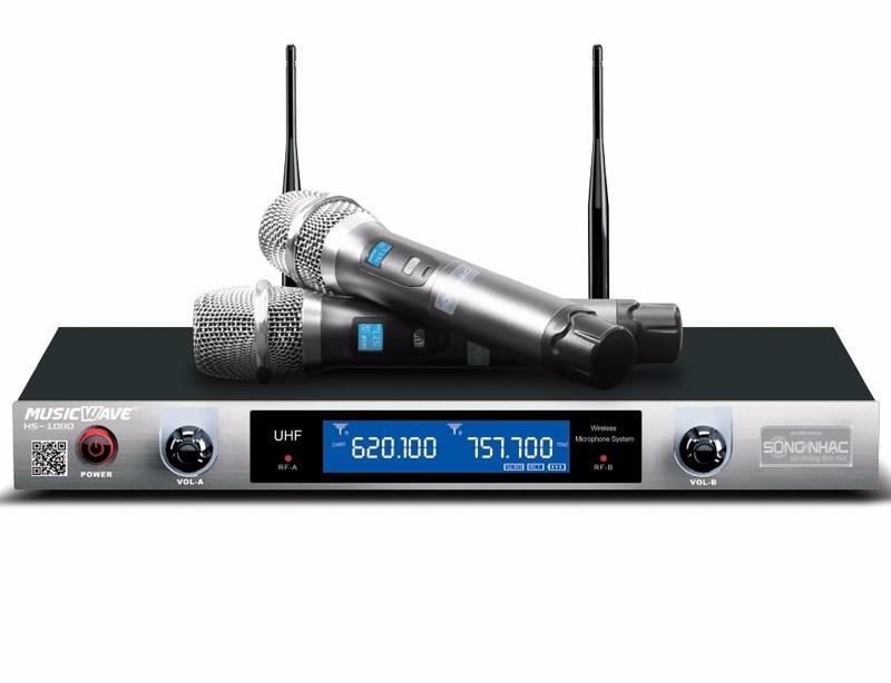 Micro không dây MusicWave HS-1080 1