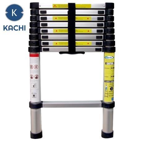 Thang nhôm rút gọn 3.9m Kachi