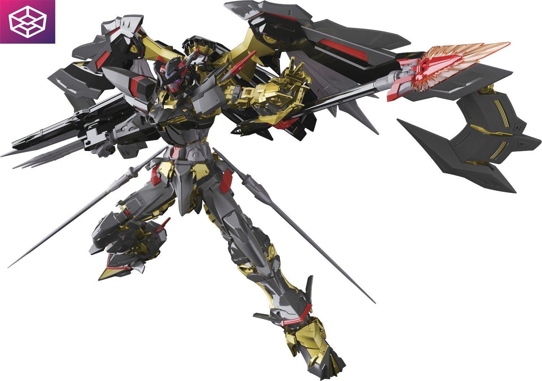 Hình ảnh Mô Hình Lắp Ráp Gundam Bandai RG Gundam Astray Gold Frame Amatsu Mina [Bandai-RG]