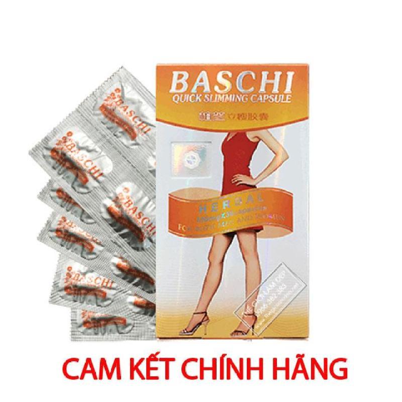 Viên uống giảm cân Baschi thái lan 30 viên giúp giảm cân an toàn