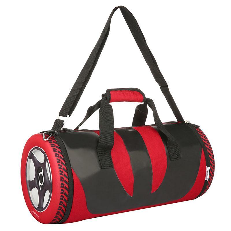 9d9a95163327 PAlight Unisex Tire Tyre Shape Gym Duffel Bag for Home Outdoor Sport ...