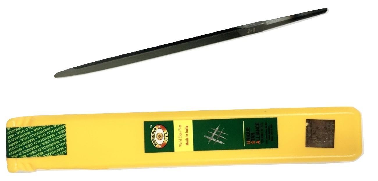 DŨA TAM GIÁC MARIGOLD 6 inch/150 mm TSQ06 (12 cái 1 hộp)