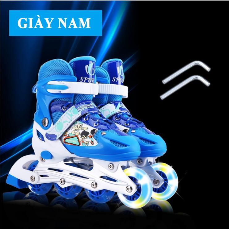 Giày trượt Patin Sports size L (37 đến 42)
