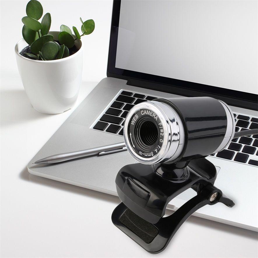 webcam máy tính có thể kẹp trên màn hình