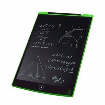 Hình ảnh Bảng viết vẽ điện tử thông minh tự xóa bằng nút cảm ứng cho bé màn hình LCD 8,5 inch