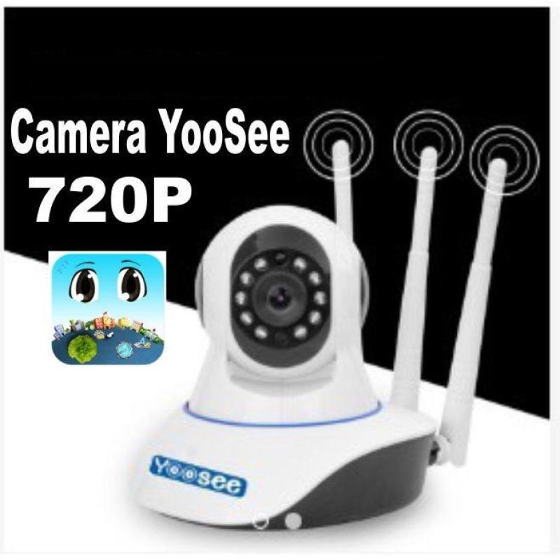 Camera IP Wifi Yoosee 3 Râu -  HD720P