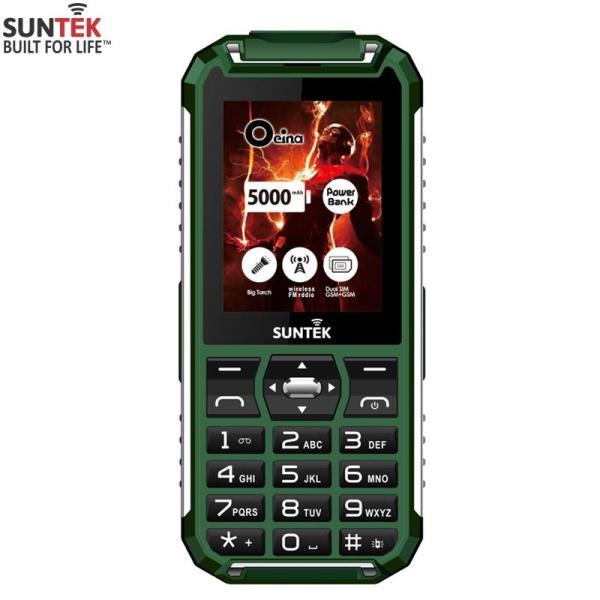 Điện thoại SUNTEK X68 Kiêm PIN sạc dự phòng
