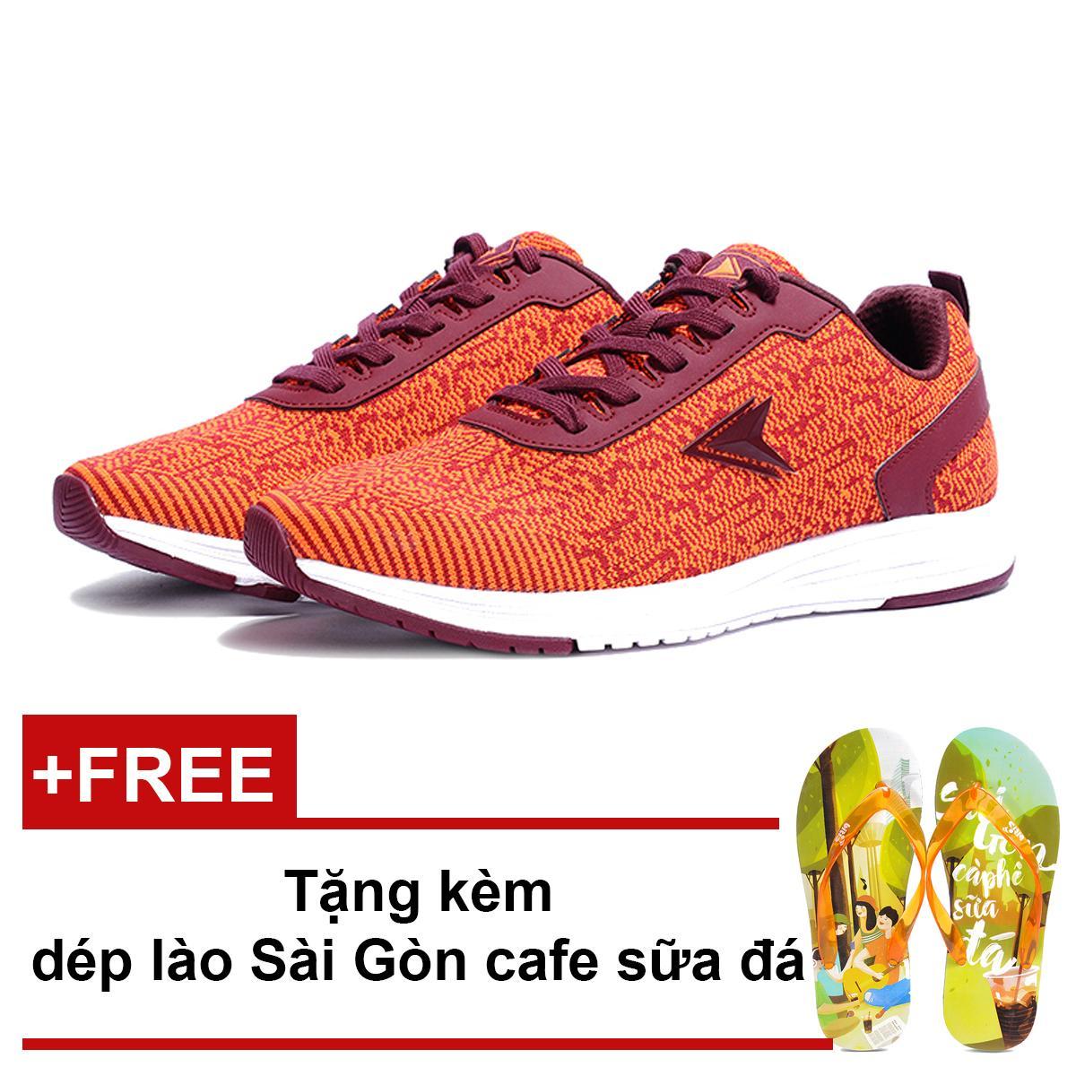 Giá Bán Giay Thế Thao Nữ Bitis Hunter Dark Tribal Orange Dsw057333Cam Tặng Dep Lao Sai Gon Cafe Sữa Đa Tốt Nhất