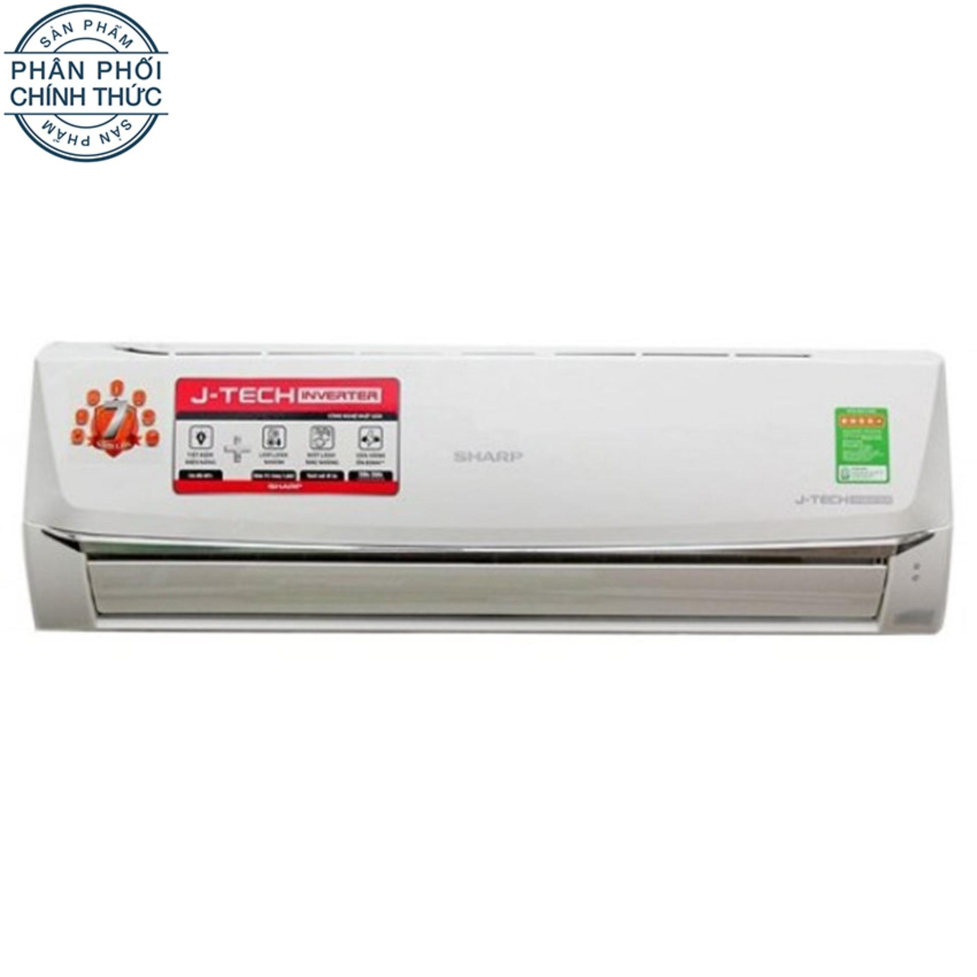 May Lạnh Sharp Super Inverter Ah X9Sew 1Hp Sharp Chiết Khấu 50