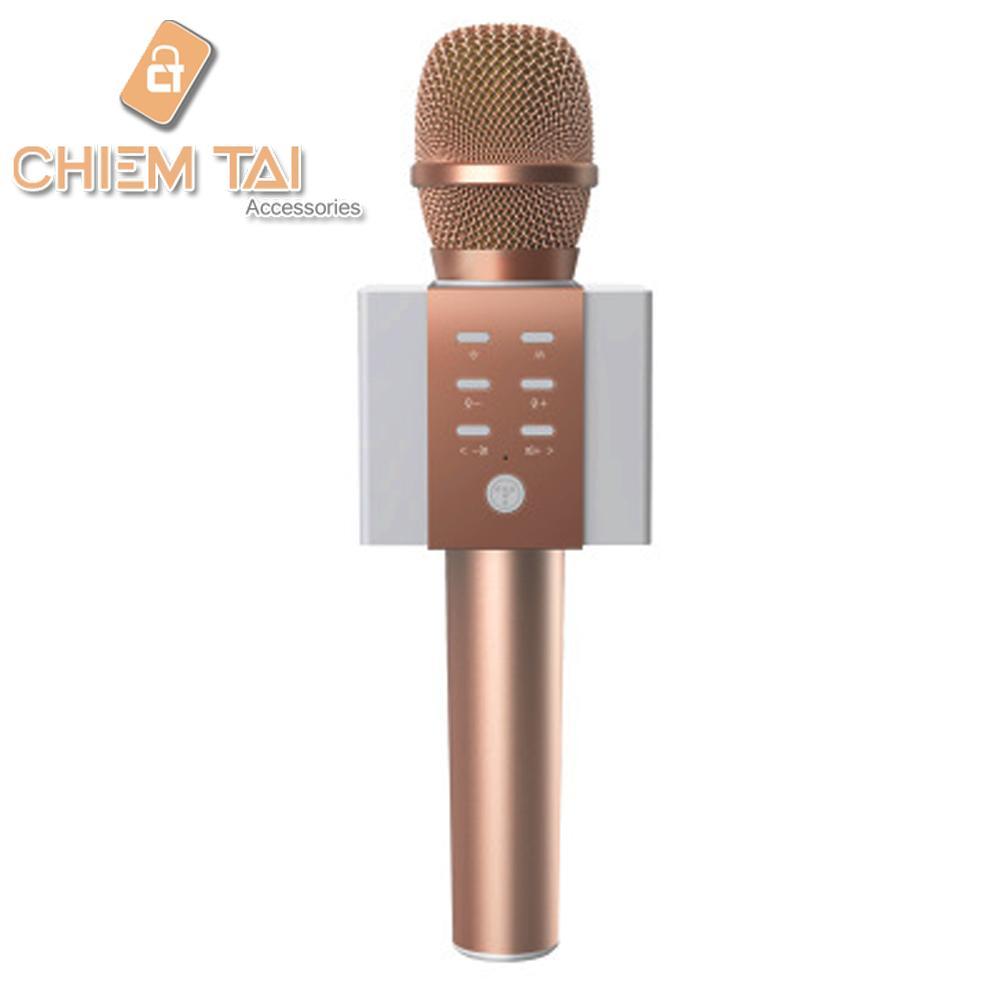 Mua Micro Karaoke Kem Loa Bluetooth Tosing 008 Mới