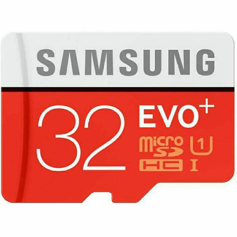 Thẻ nhớ Samsung Evo Plus 32Gb