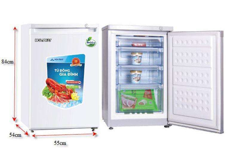 Bảng giá Top 3 tủ đông trữ sữa dạng đứng tốt Điện máy Pico