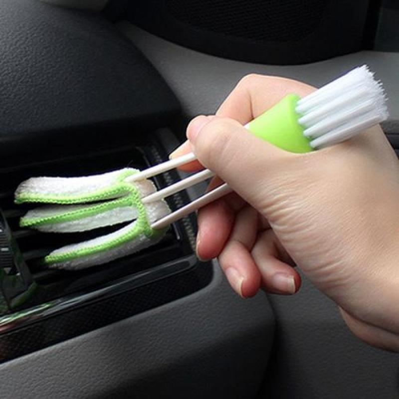 Chổi quét vệ sinh điều hòa ô tô (Đa Chức Năng)
