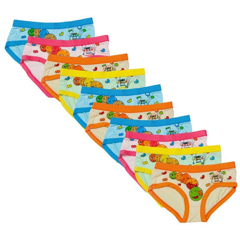 Nơi bán Bộ 10 quần chip bé gái Nam Phong 10GIRL DL 034