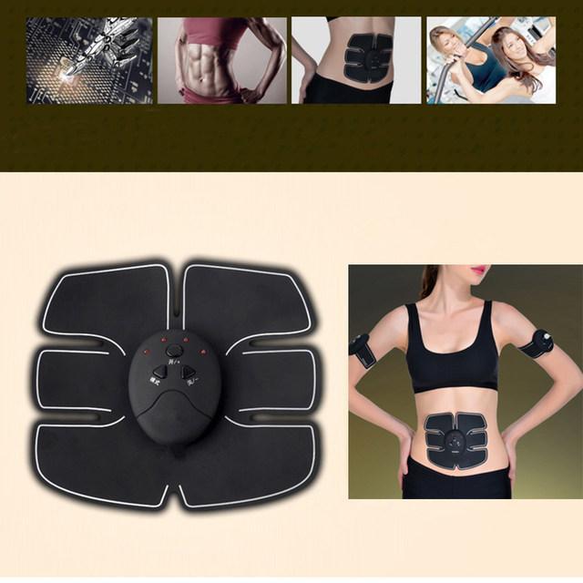 Hình ảnh Bộ máy tập thể dục thông minh đào tạo cơ bắp EMS Smart Fitness SHEEL LOẠI 1