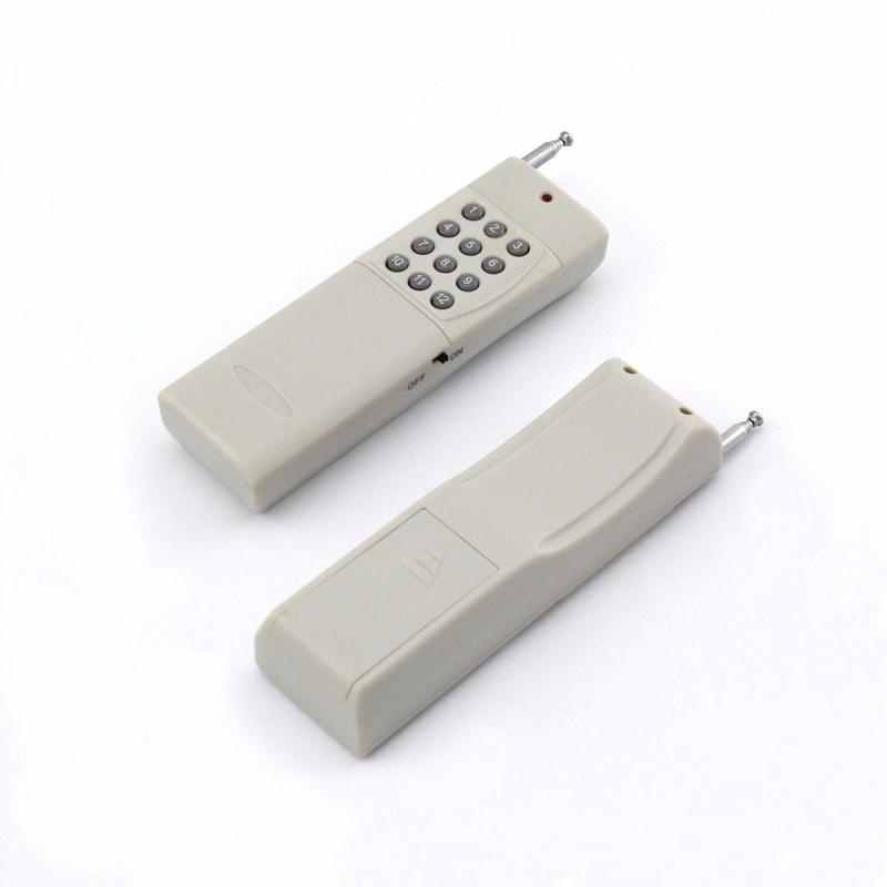 Remote điều khiển RF tầm xa 2000m 12 nút R4B12-433MHz