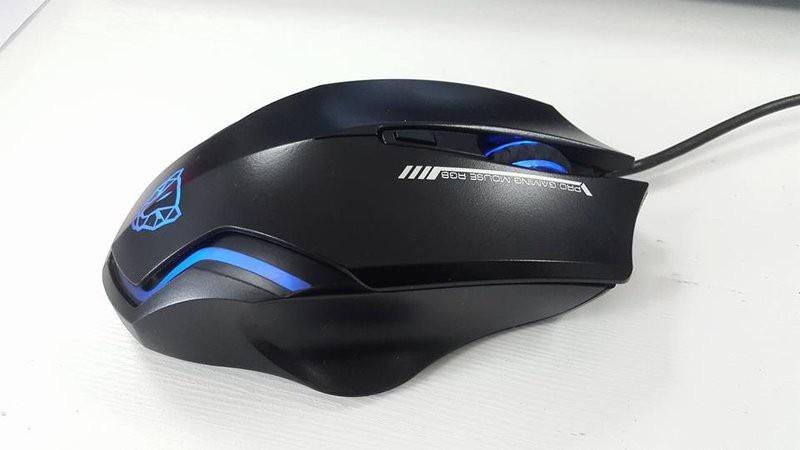 Chuột chuyên game F60 RGB 8
