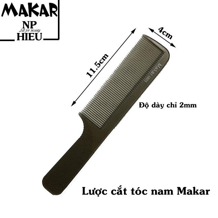 Hình ảnh Lược cắt tóc nam Makar