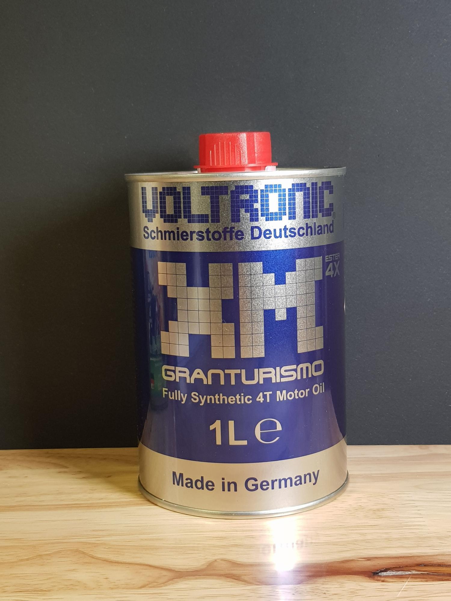 Voltronic GranTurismo XM Blue lẻ 100ml