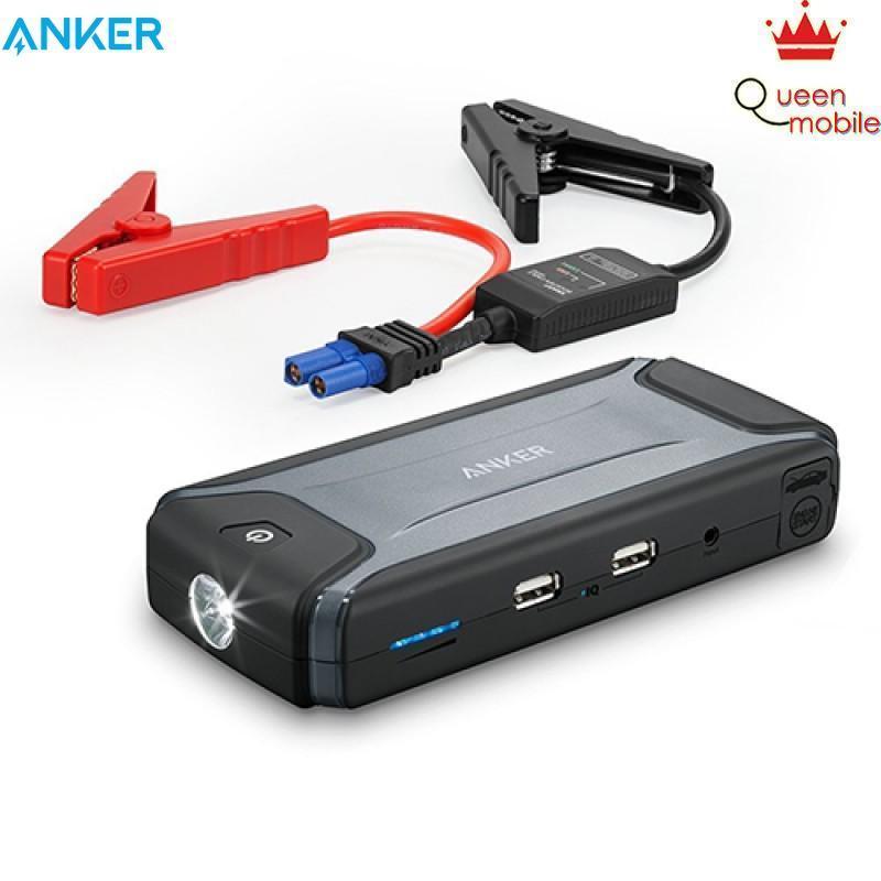 Pin Dự Phòng Anker PowerCore Jump Starter mini 9000mAh  kiêm kích nổ ô tô – Review và Đánh giá sản phẩm