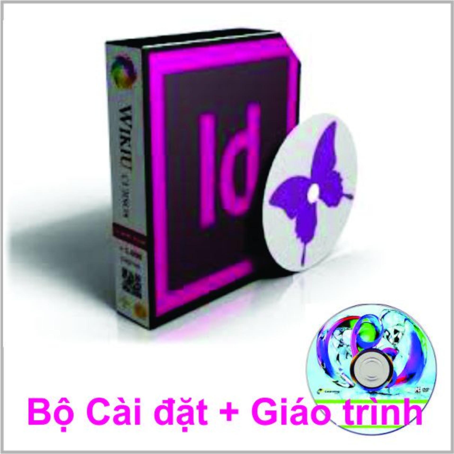 Hình ảnh Bộ DVD ADOBE INDESIGN CC _ GÍAO TRÌNH A_Z