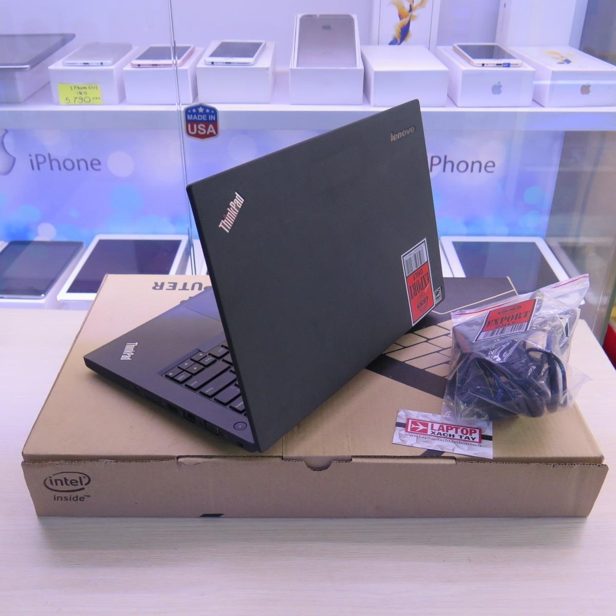 Hình ảnh Laptop Lenovo Thinkpad x240 i5/4/500 - Hàng nhập khẩu