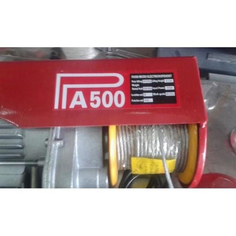 Tời nâng PA500