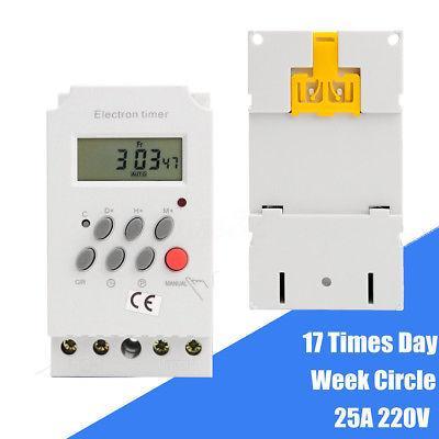 Hình ảnh KG316T-II Timer switch 25A/220V AC - Hàng nhập khẩu nguyên chiếc
