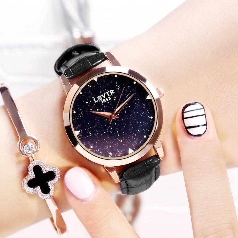Women S Korean-Style Fashion Car Hire Rhinestone Quartz Watch By Taobao Collection.