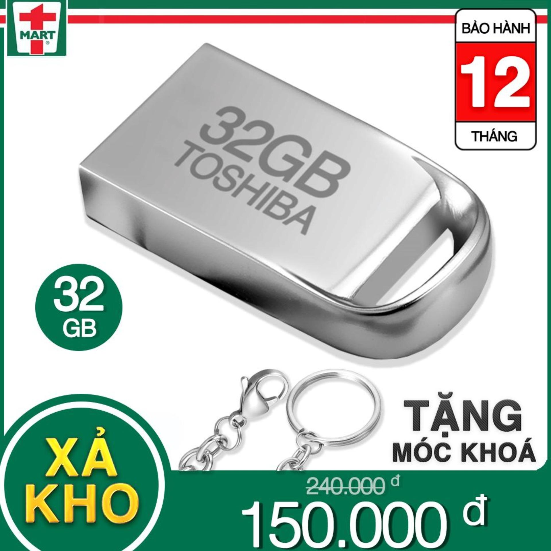 USB siêu nhỏ TOSHIBA 32GB