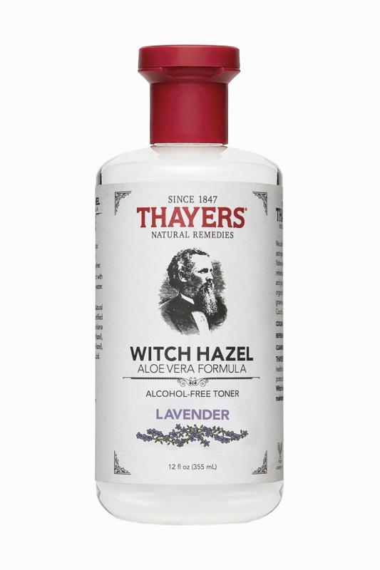 Nước hoa hồng không cồn THAYERS Alcohol-Free Lavender Witch Hazel Toner 355ml  (Hương Lavender - Dành cho da mụn) cao cấp